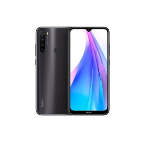 XIAOMI REDMI NOTE 8T DUAL SIM 4GB/128GB MOONSHADOW GREY EU (GLOBAL VERSION-ΕΛΛΗΝΙΚΟ ΜΕΝΟΥ)