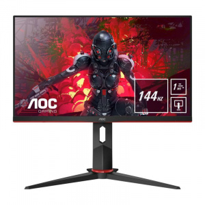 AOC 24G2U/BK 23.8″ Gaming FHD IPS Monitor