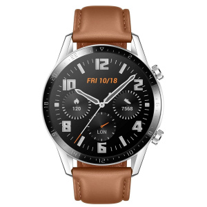 Huawei HUAWEI WATCH GT 2 Brown Leather 46mm