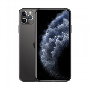 Smartphone Apple iPhone 11 Pro Max 6.5'' 64GB/4GB Space Grey | Triple Camera | OLED Super Retina