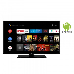 Τηλεόραση F&U 43'' 4K UHD Android 9.0 Smart TV DVB-T2/S2 FLA4320UH με 4 * HDMI