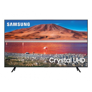 Τηλεόραση Samsung 43'' 4K Ultra HD TV Smart DVB T2 Netflix UE43TU7002 HDR | Bluetooth