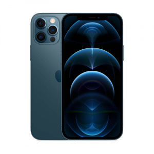 Smartphone iPhone 12 Pro 6.1'' 128GB/6GB Blue 5G Triple Camera 12MP 2x Opical | LiDAR