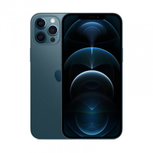Smartphone iPhone 12 Pro Max 6.7'' 512GB/6GB Pacific Blue 5G Triple Camera 12MP 2.5x Optical | LiDAR