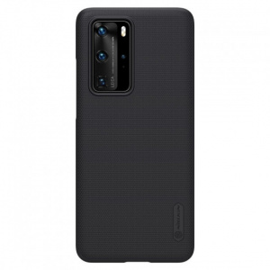 Nillkin Huawei P40 Pro Super Frosted Shield Rugged Σκληρή Θήκη - Black