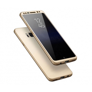 Θήκη 360° TPU Gold – Samsung Galaxy S8 PLUS