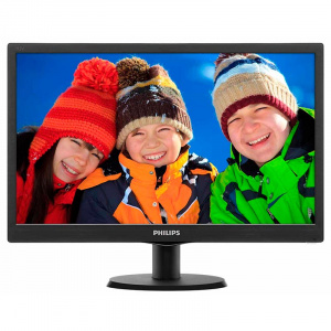 Philips V-line 193V5LSB2 18.5″ LED Monitor