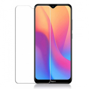 OEM Xiaomi Redmi 8 / 8a 0.33mm 2.5D 9H Anti Fingerprint Tempered Glass Αντιχαρακτικό Γυαλί Οθόνης - Clear